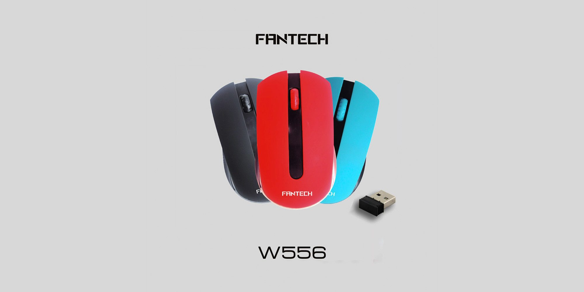 Мышь Fantech W556 Wireless