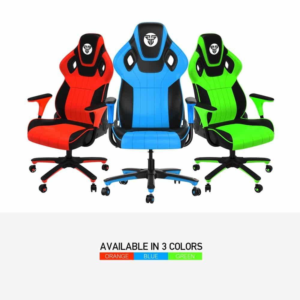 Игровое кресло Fantech Alpha