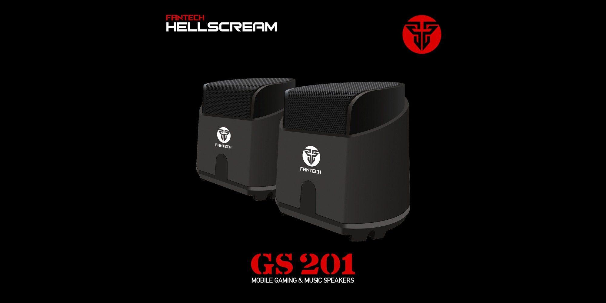 Акустическая система Fantech Hellscream GS201
