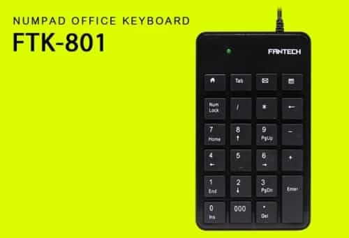 Клавиатура Fantech FTK-801