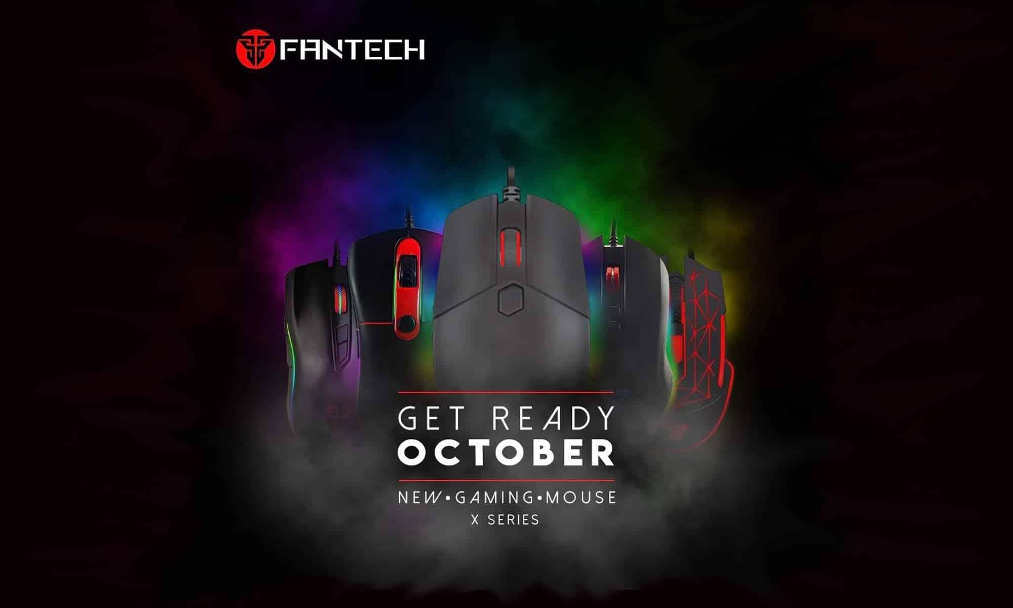 Игровые мыши Fantech X4, Fantech X5, Fantech X6, Fantech X7, Fantech X8