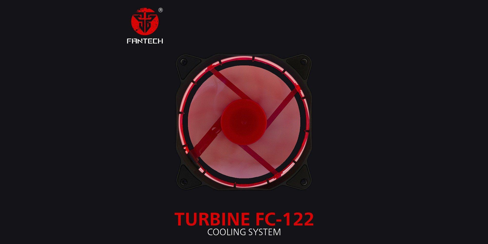 Система охлаждения Fantech Turbine FC-122
