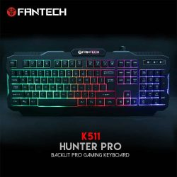 Игровая клавиатура Fantech Hunter Pro K511