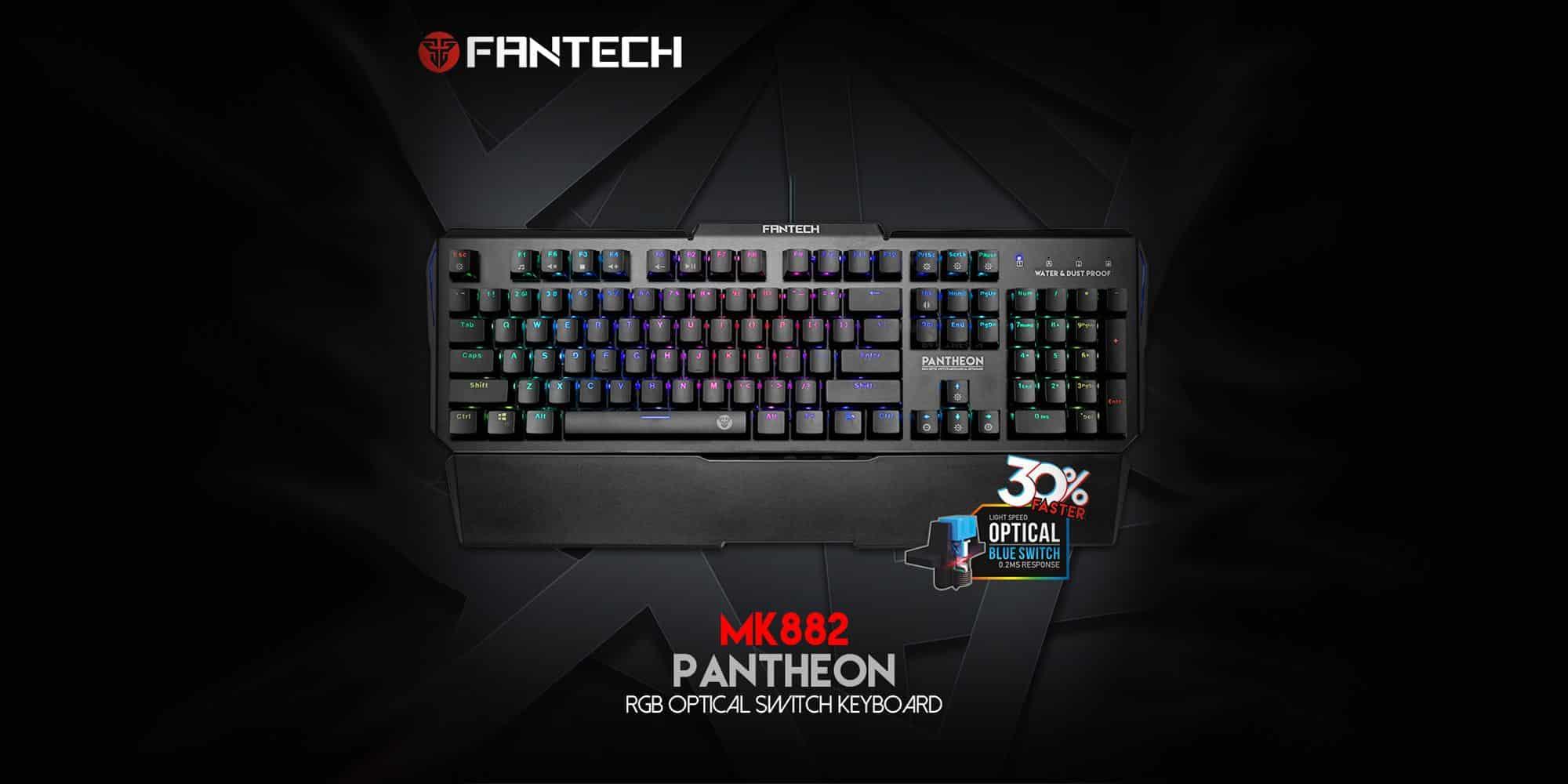 Игровая клавиатура Fantech Pantheon MK882