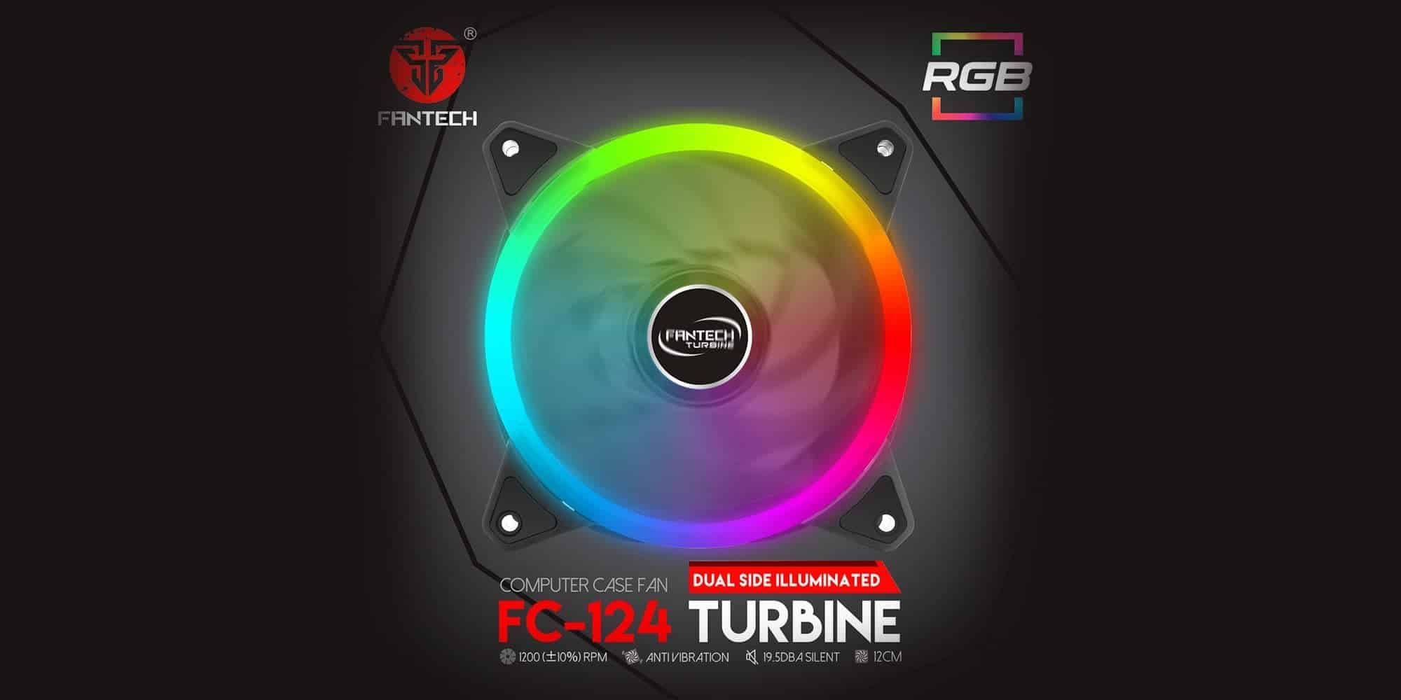 Система охлаждения Fantech Turbine FC-124