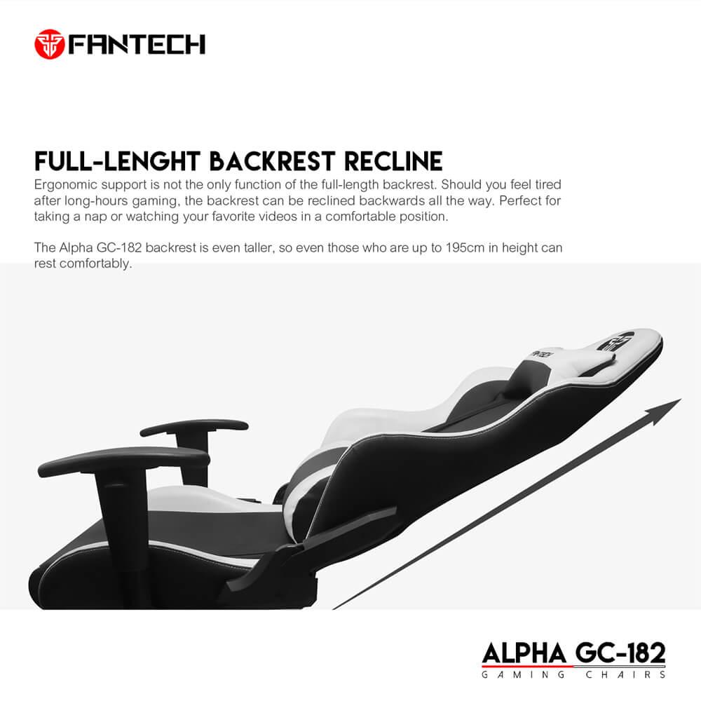Игровое кресло Fantech Alpha GC-182