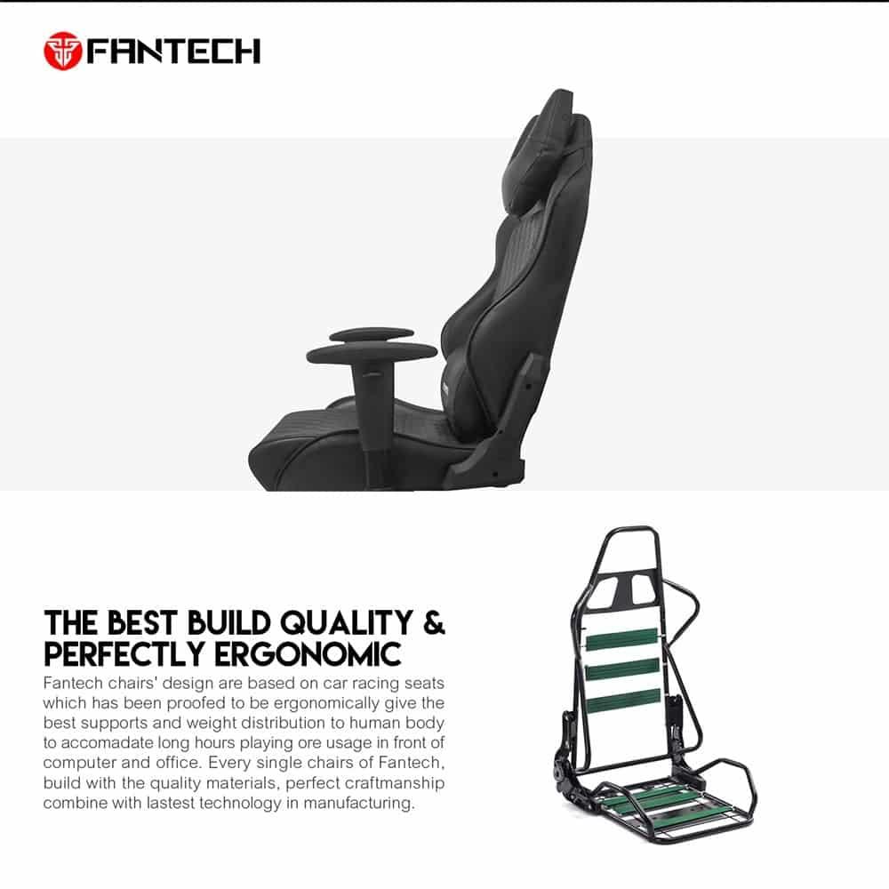 Игровое кресло Fantech Alpha GC-184