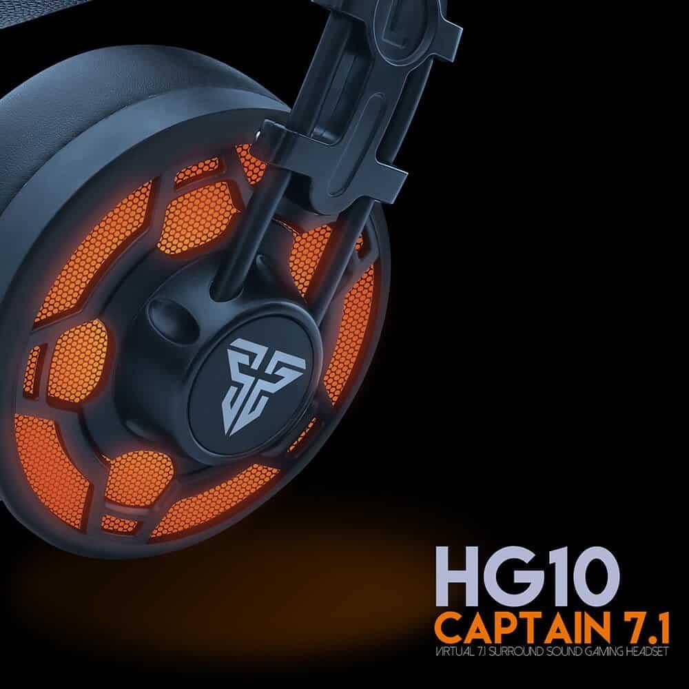 Игровая гарнитура Fantech Captain 7.1 HG10