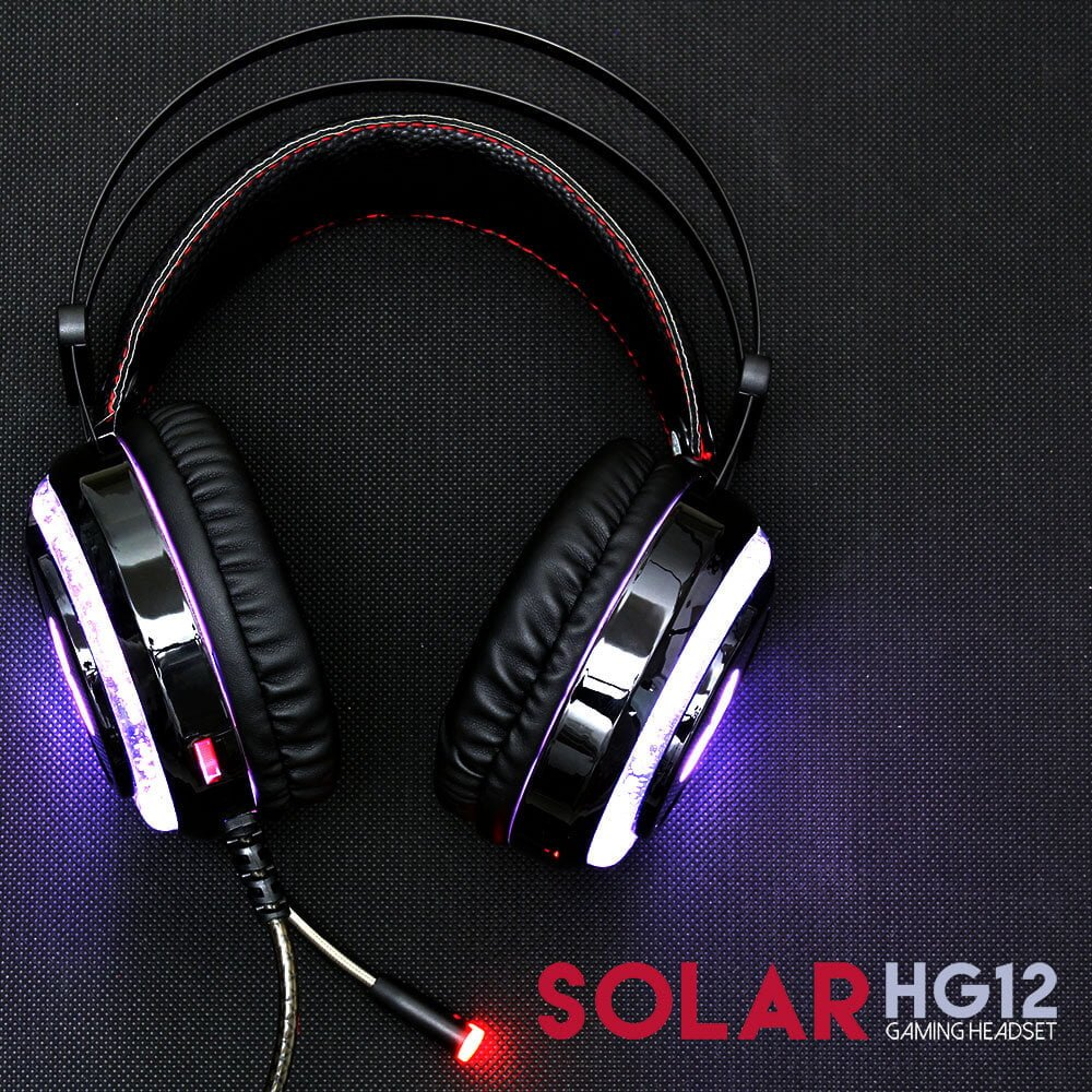 Игровая гарнитура Fantech Solar HG12