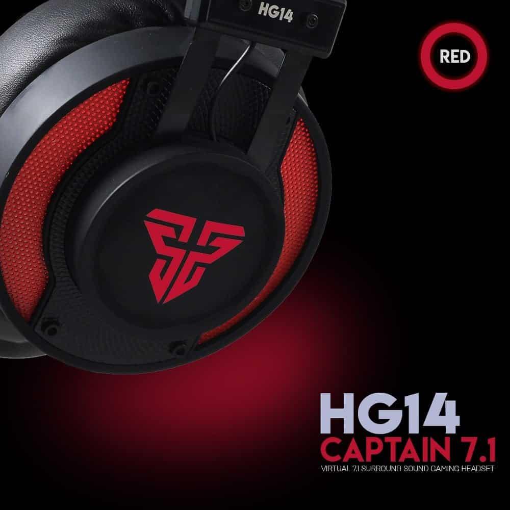 Игровая гарнитура Fantech Captain 7.1 HG14
