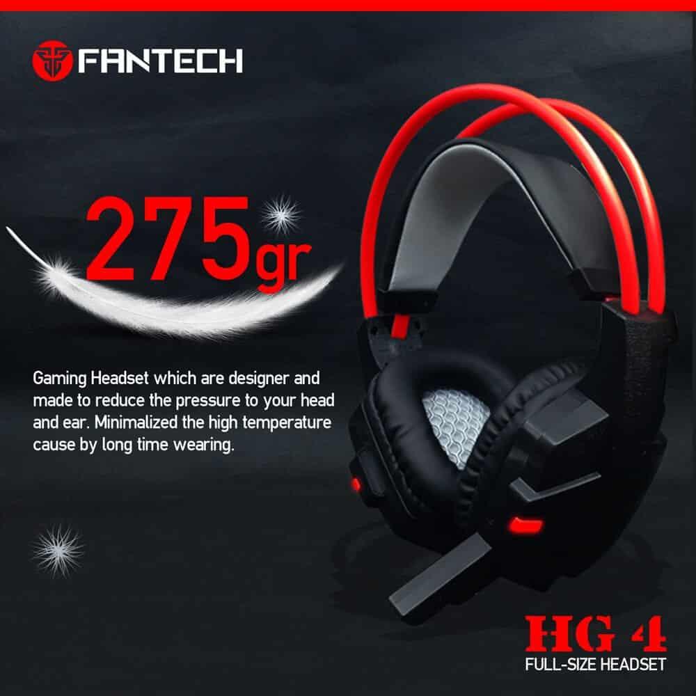 Игровая гарнитура Fantech Spectre HG4