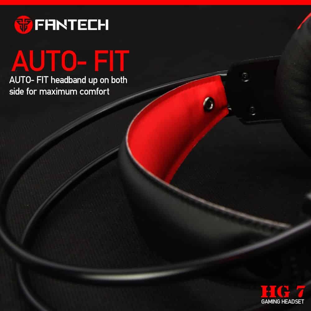 Игровая гарнитура Fantech Visage HG7