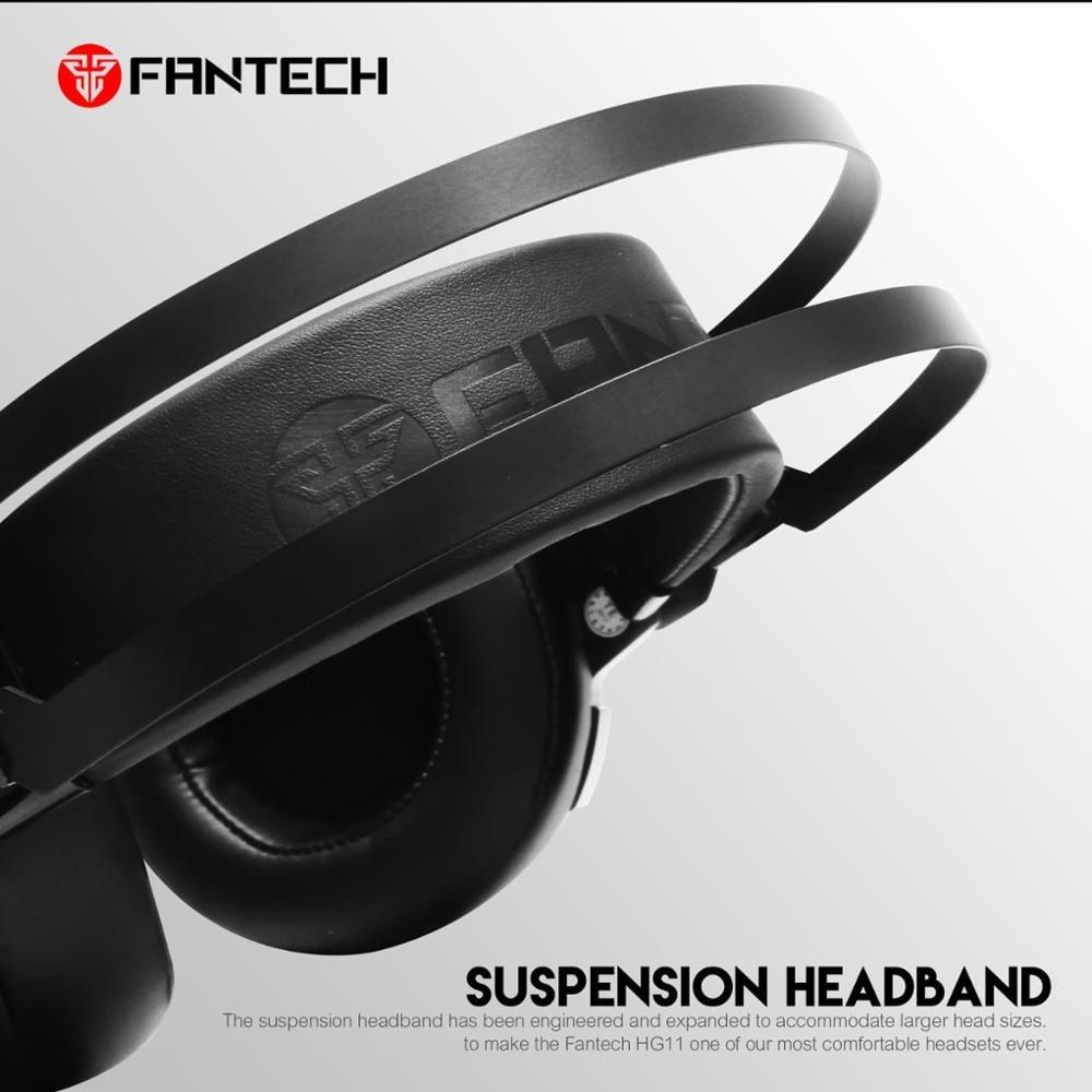 Игровая гарнитура Fantech Captain 7.1 HG11