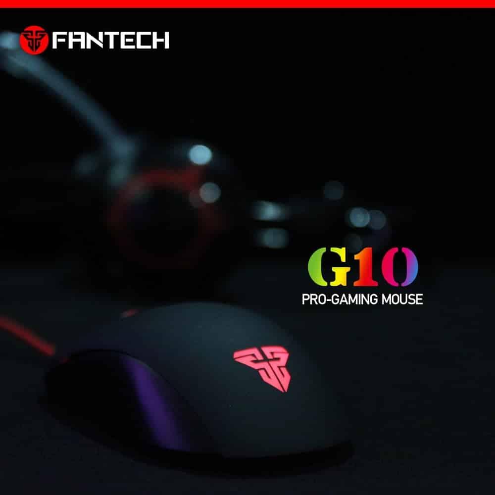 Игровая мышь Fantech Rhasta G10