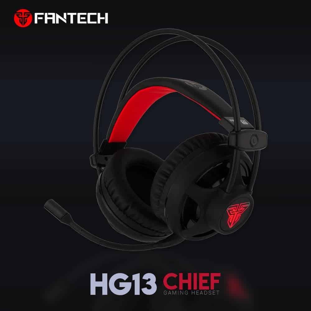 Игровая гарнитура Fantech Chief HG13