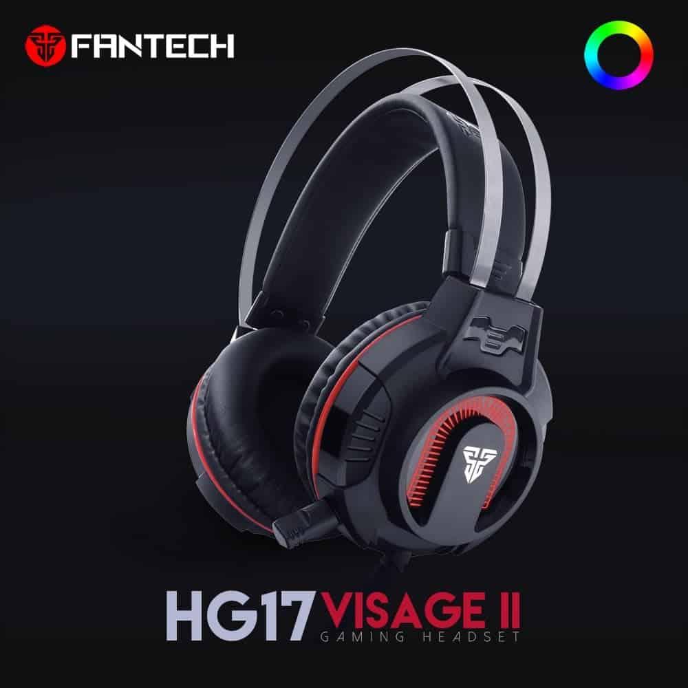 Игровая гарнитура Fantech Visage II HG17