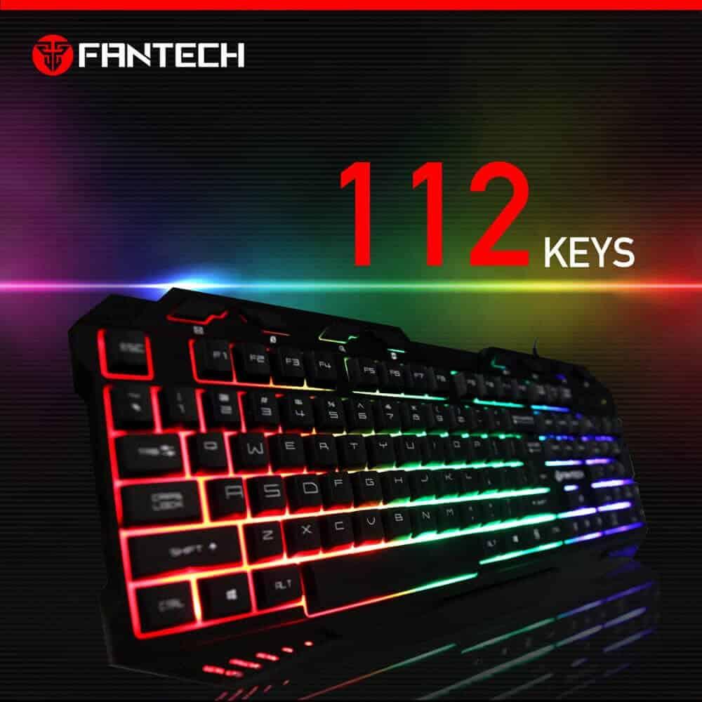 Игровая клавиатура Fantech Hunter K10