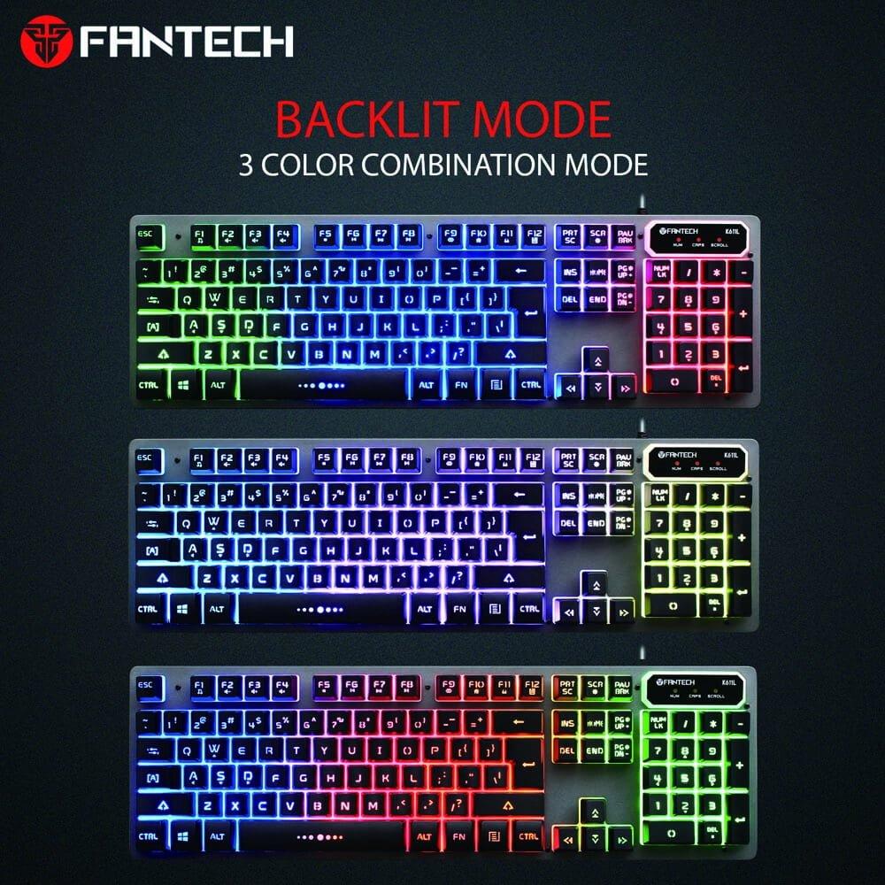 Игровая клавиатура Fantech Fighter K611L