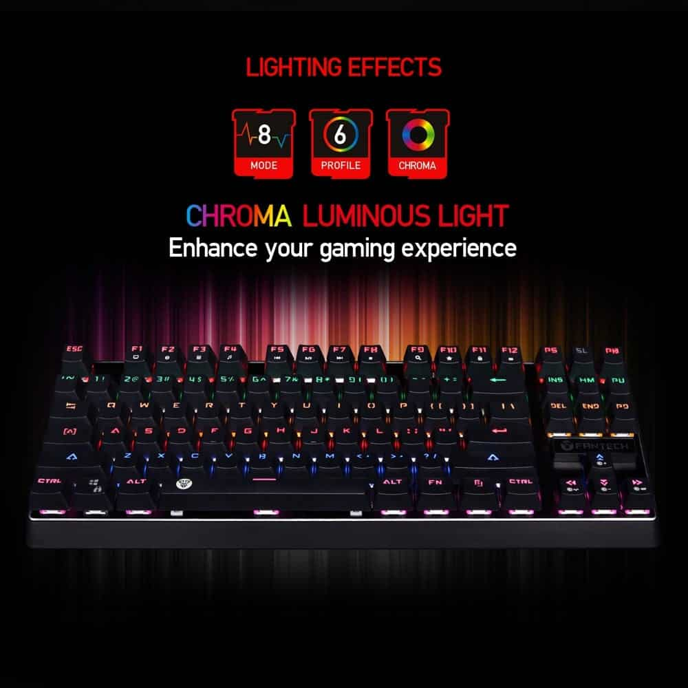 Игровая клавиатура Fantech Pantheon MK871