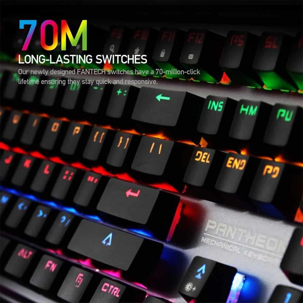 Игровая клавиатура Fantech Pantheon MK881
