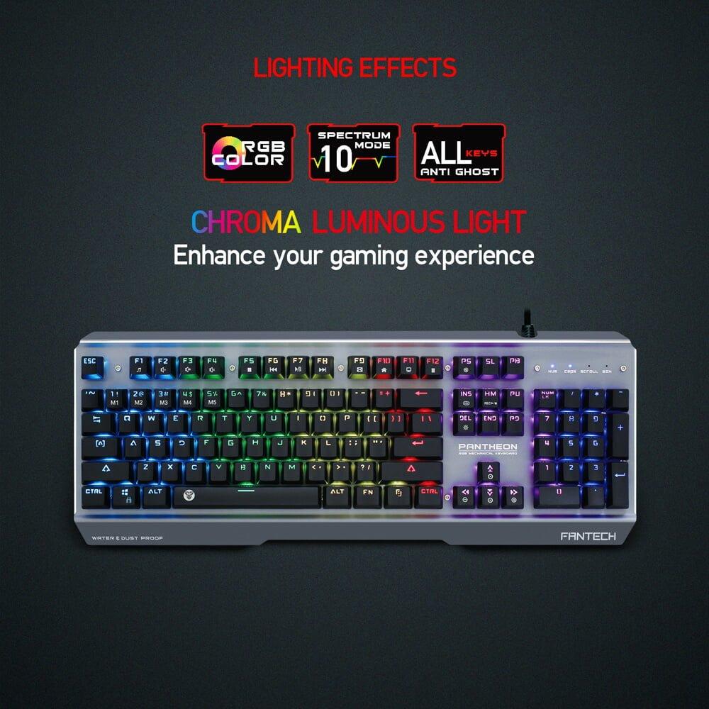 Игровая клавиатура Fantech Pantheon MK881 RGB