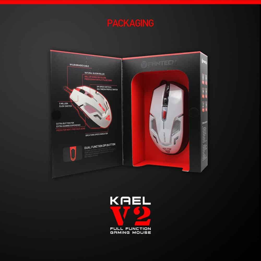 Игровая мышь Fantech Kael V2