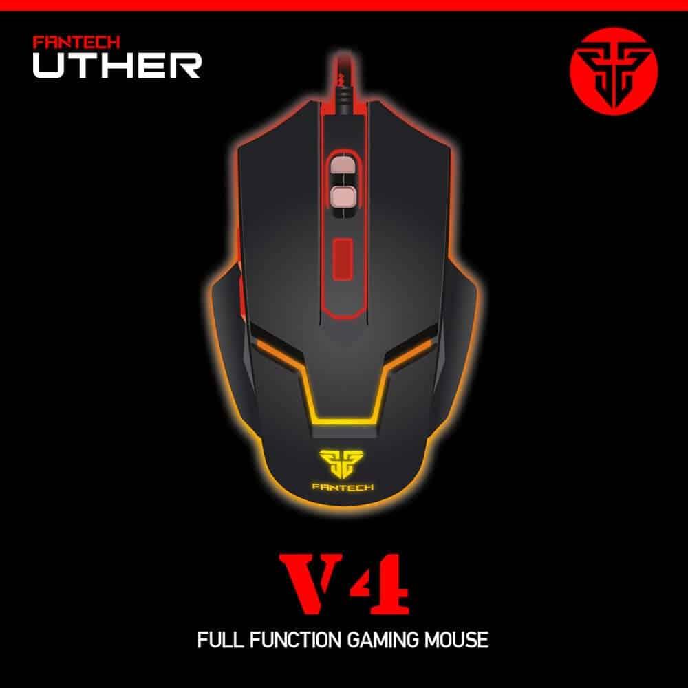 Игровая мышь Fantech Uther V4