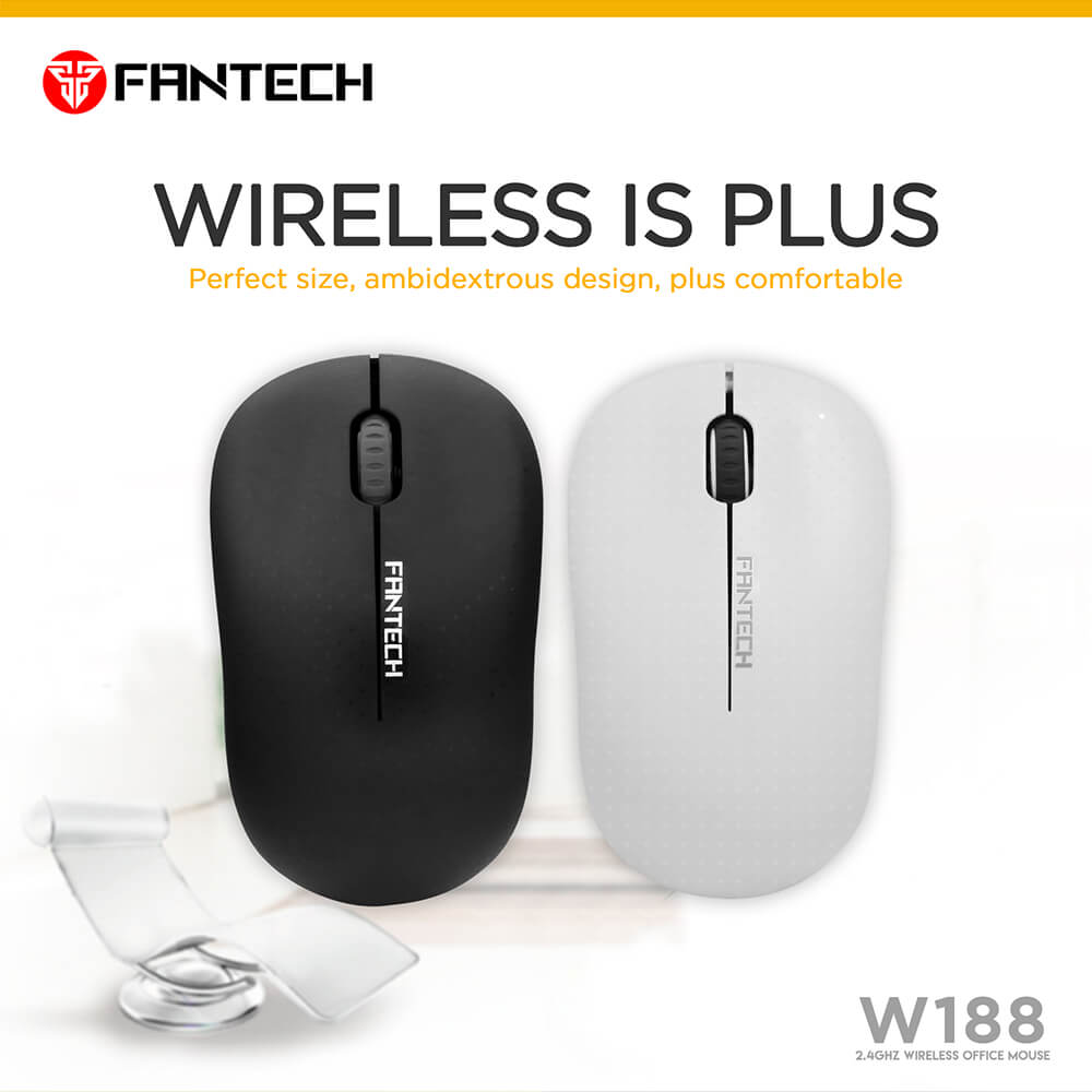 Мышь Fantech W188 Wireless