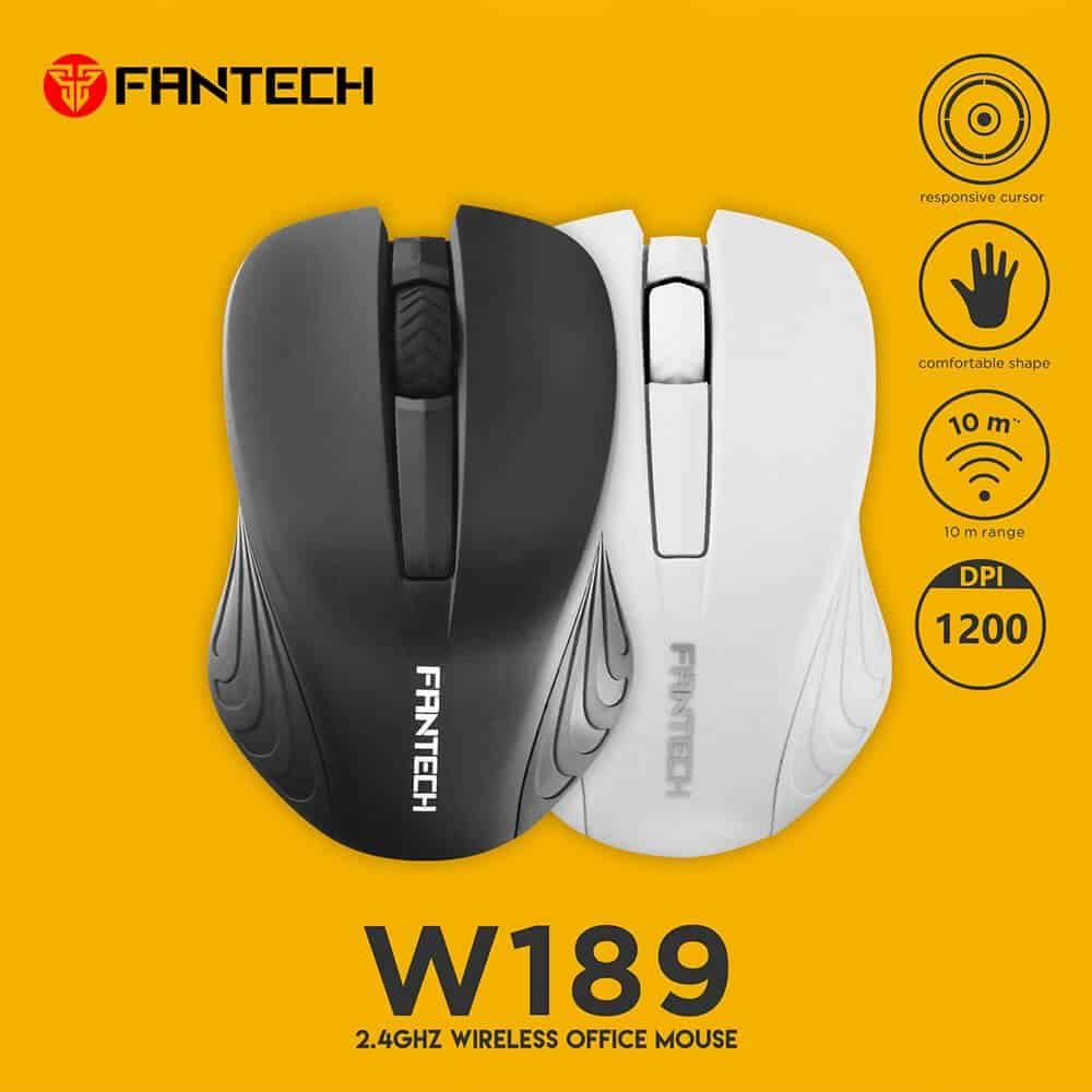 Мышь Fantech W189 Wireless