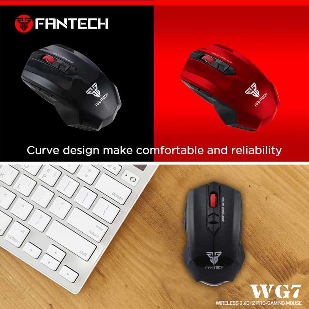 Игровая мышь Fantech Garen WG7