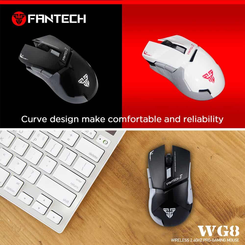 Игровая мышь Fantech Leblanc WG8