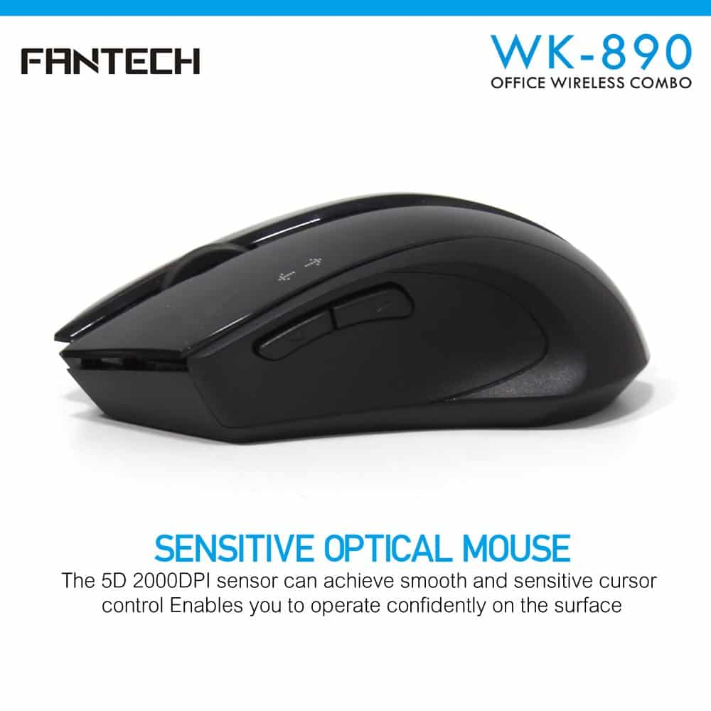 Комплект беспроводной Fantech WK890 Wireless
