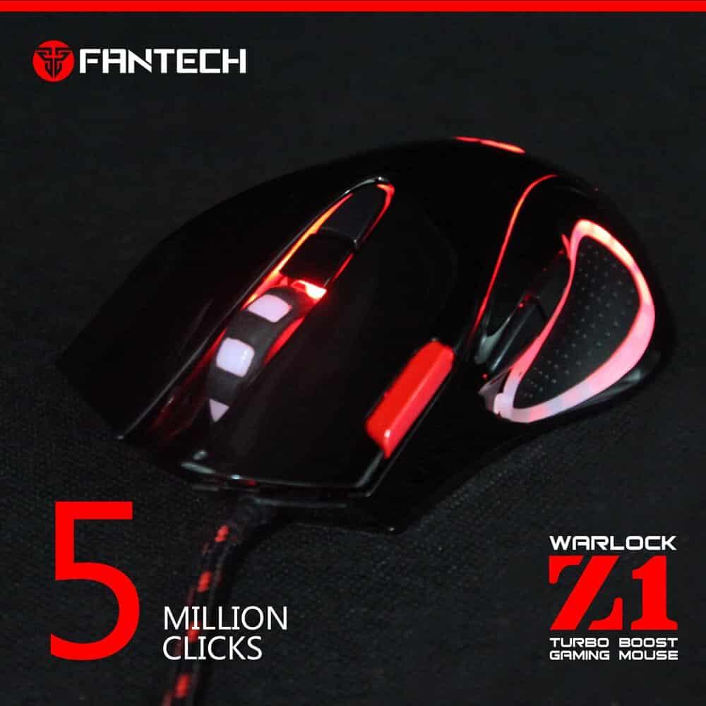 Игровая мышь Fantech Warlock Z1