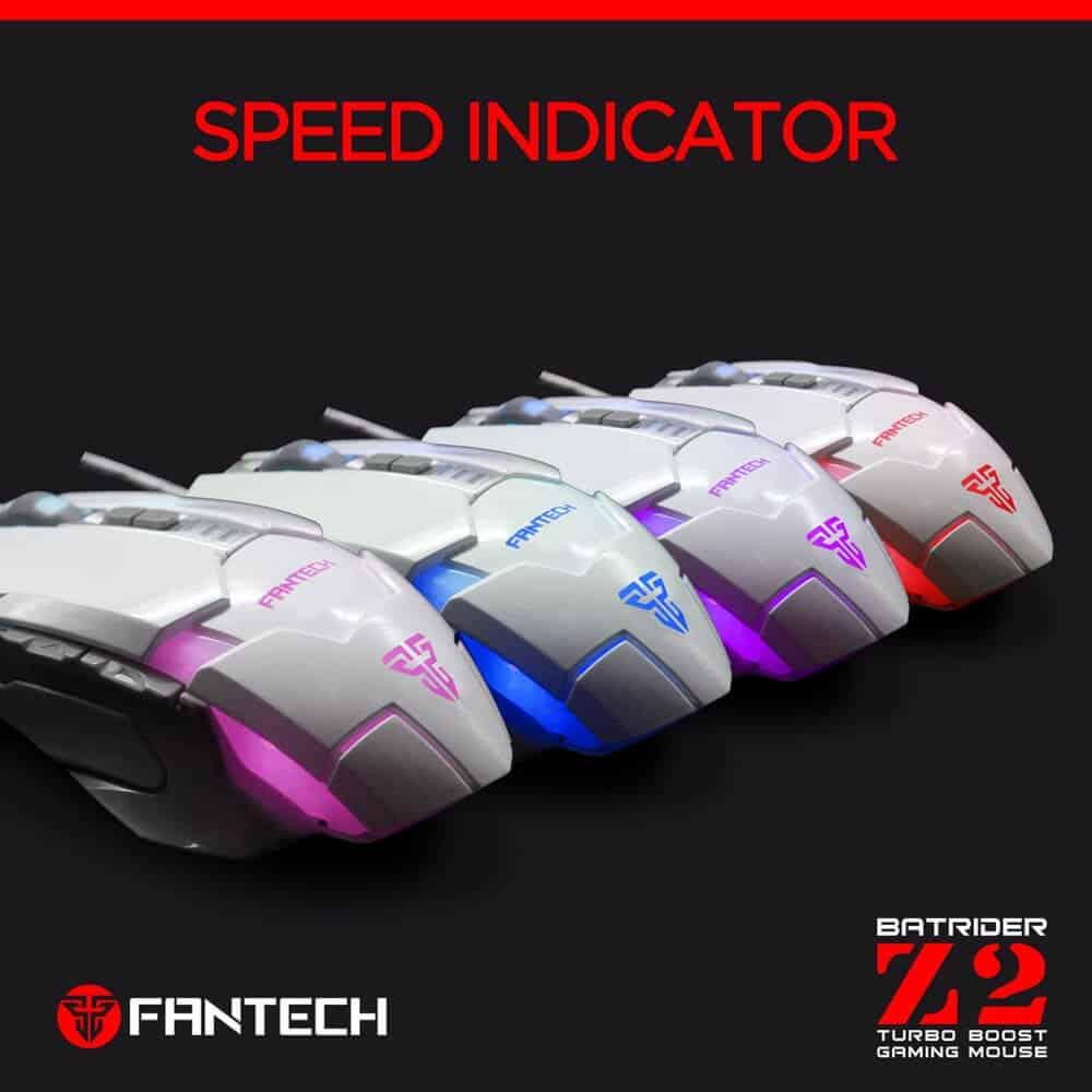 Игровая мышь Fantech Batrider Z2