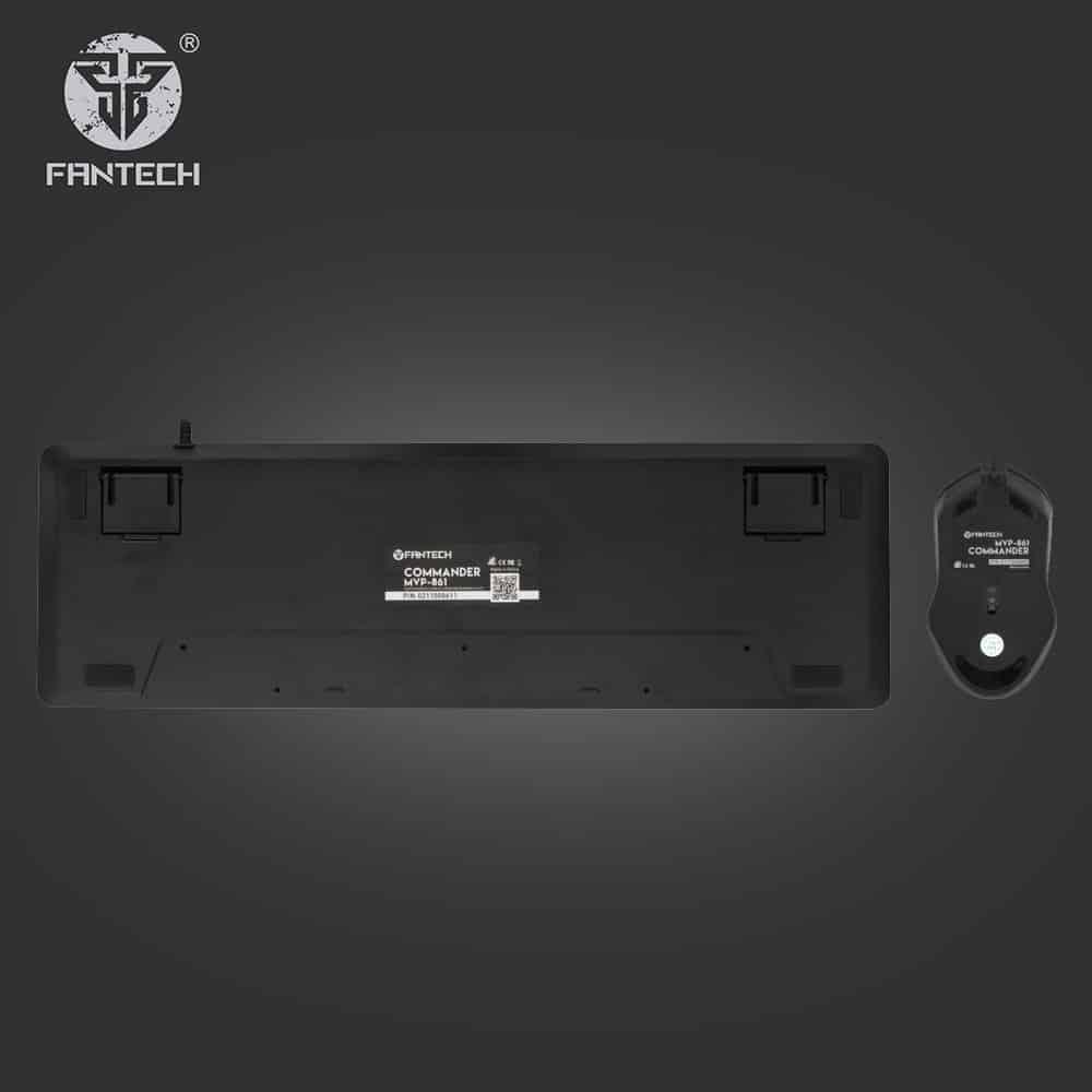 Игровой комплект Fantech Commander MVP-861