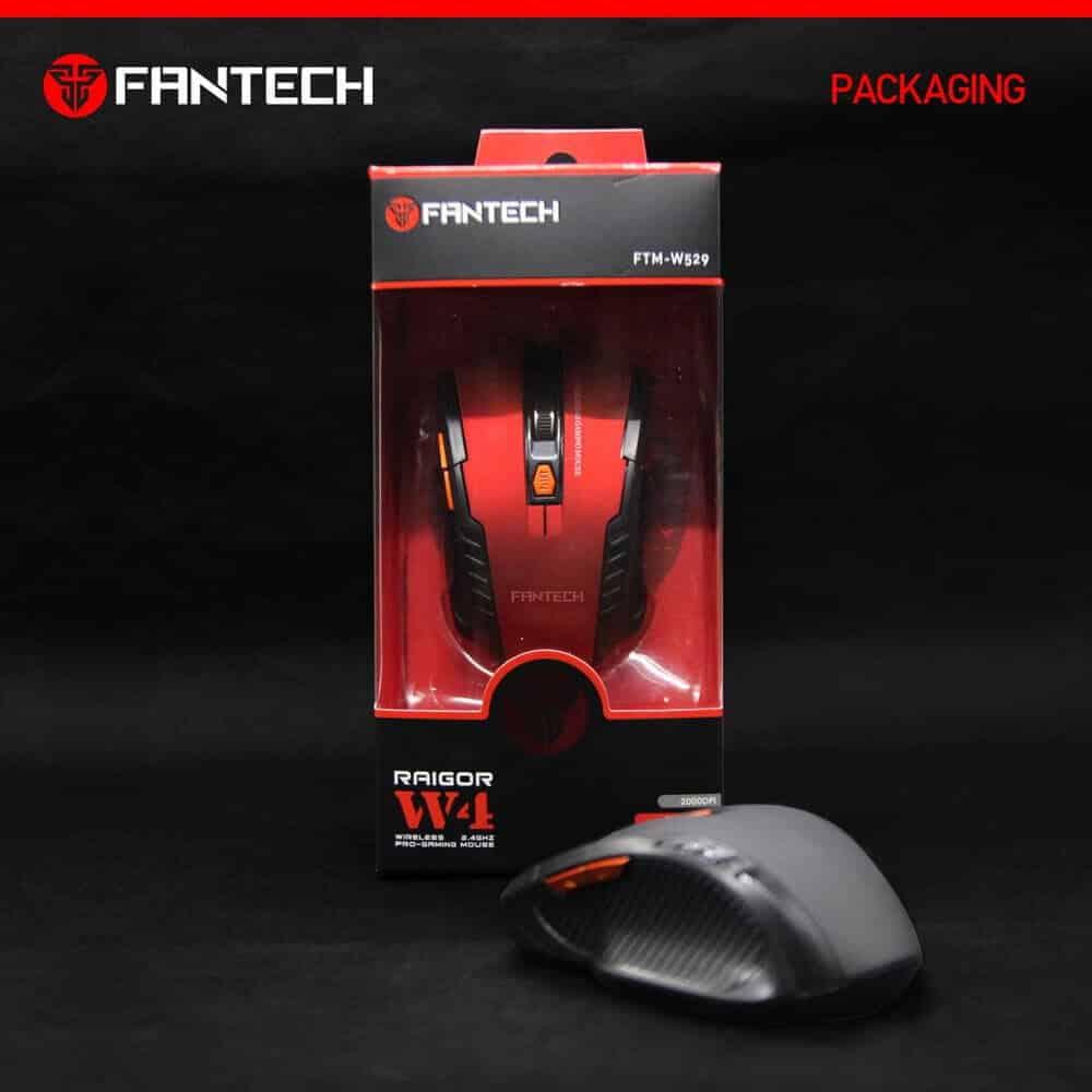Игровая мышь Fantech Raigor W4