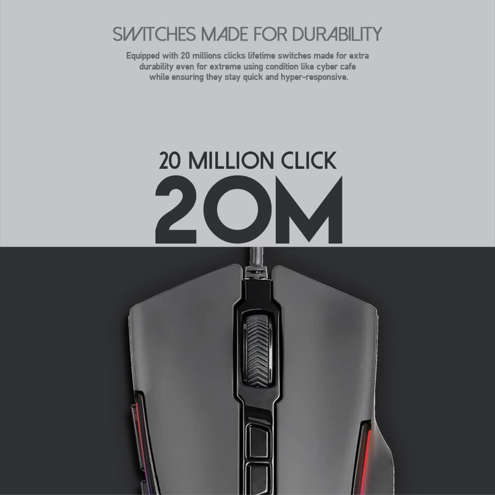 Игровая мышь Fantech Cyclops X10