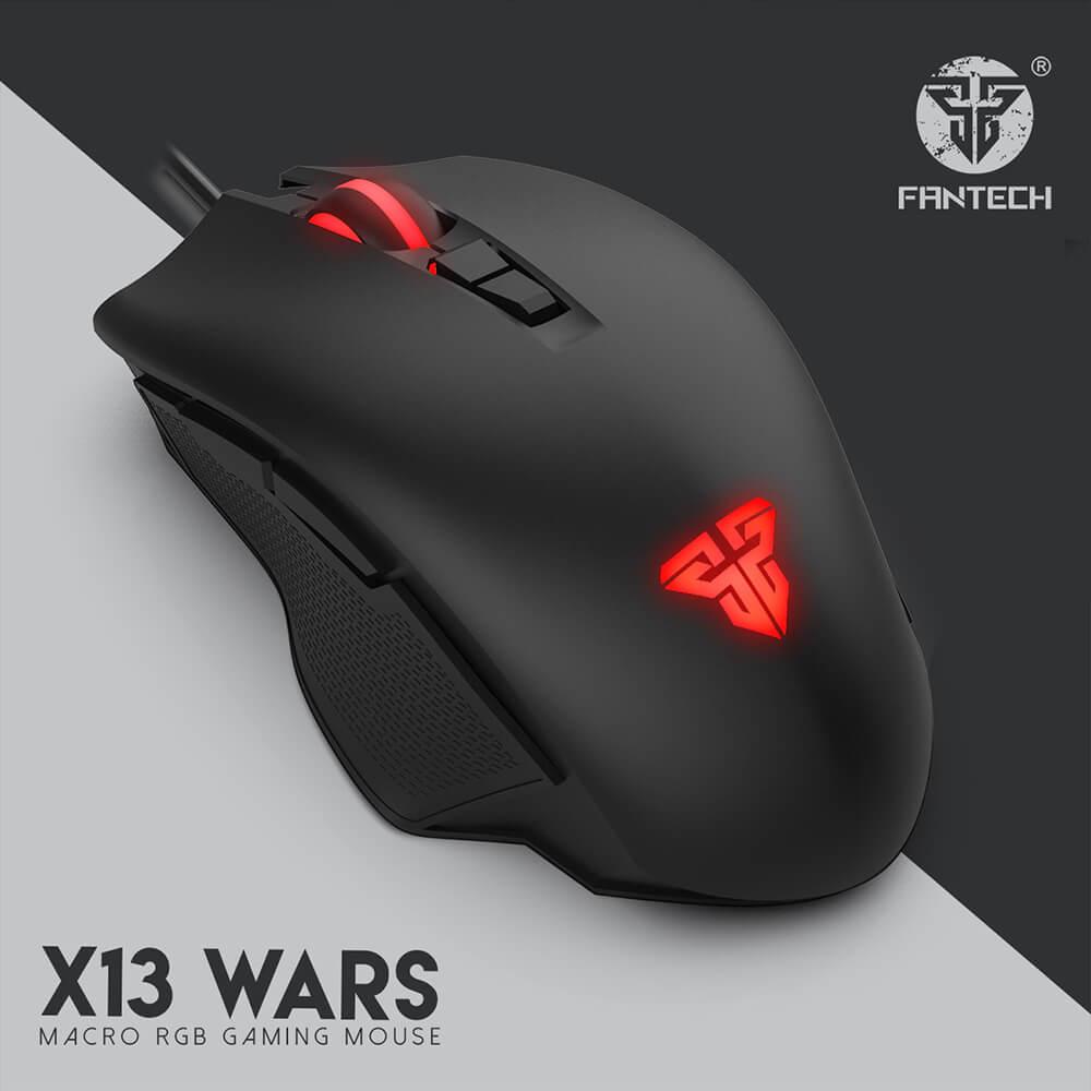 Игровая мышь Fantech Wars X13