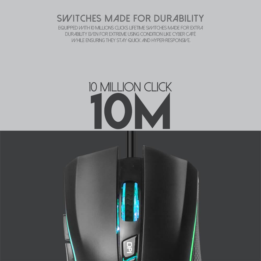 Игровая мышь Fantech Titan X4s