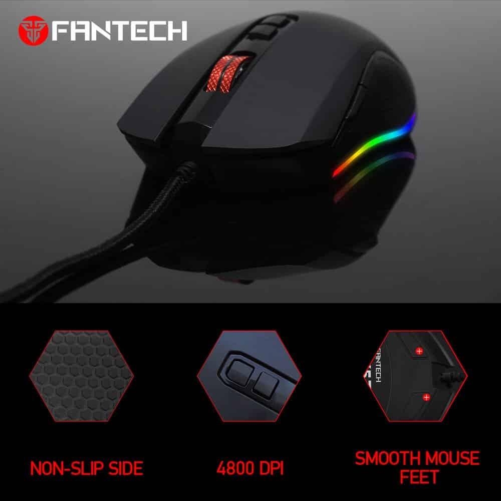 Игровая мышь Fantech Zeus X5