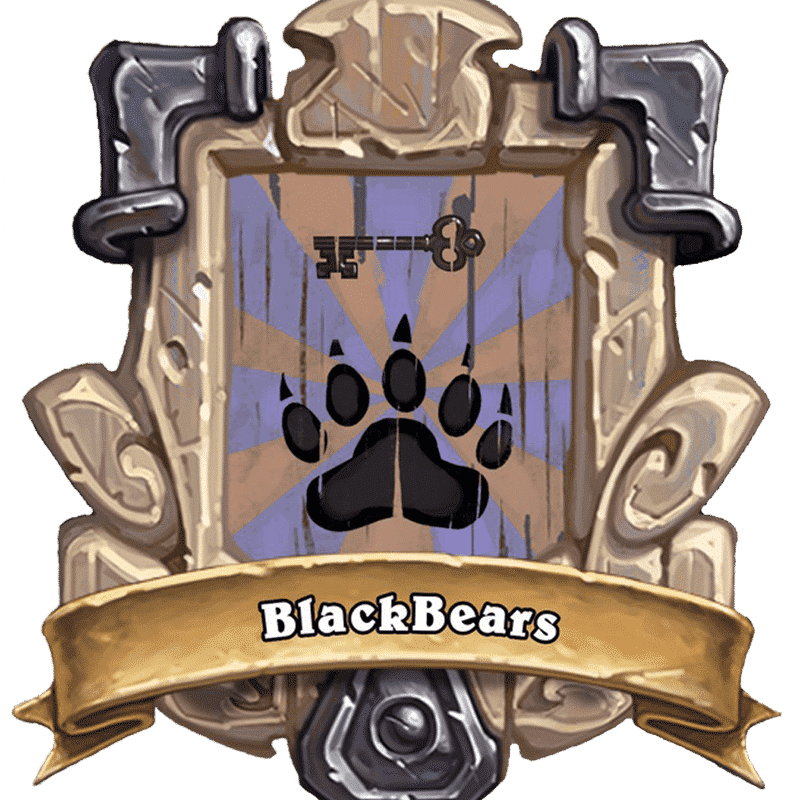 BlackBears - наш новый партнер!