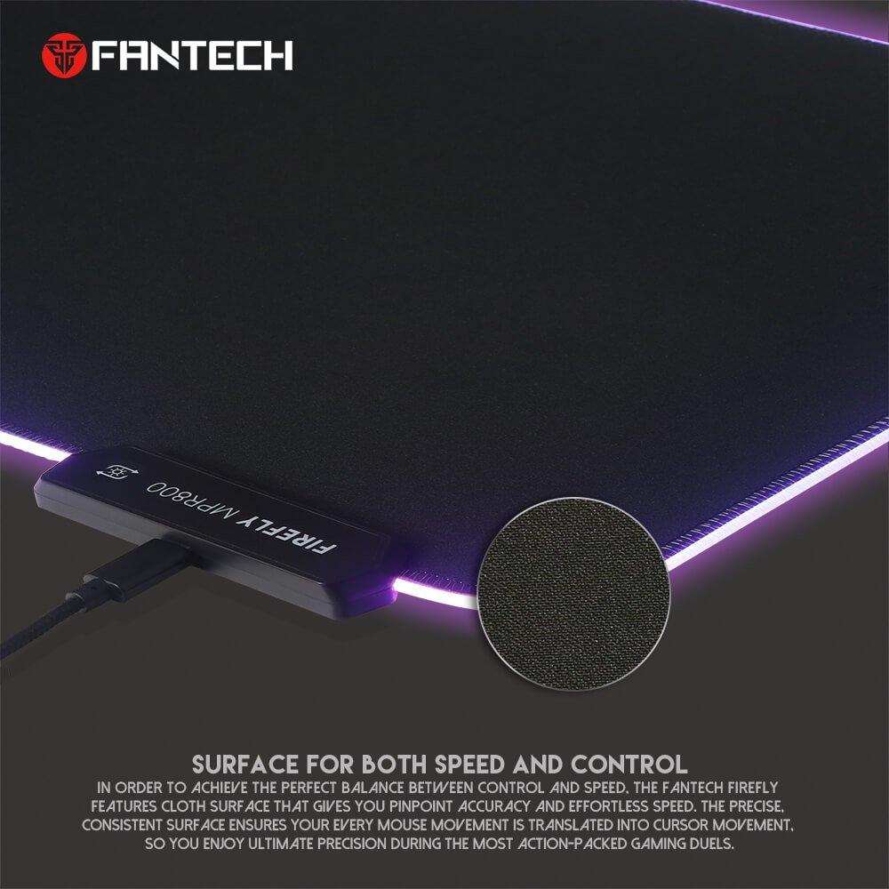 Игровая поверхность Fantech Firefly MPR800 RGB