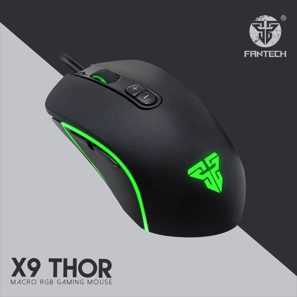 Игровая мышь Fantech Thor X9