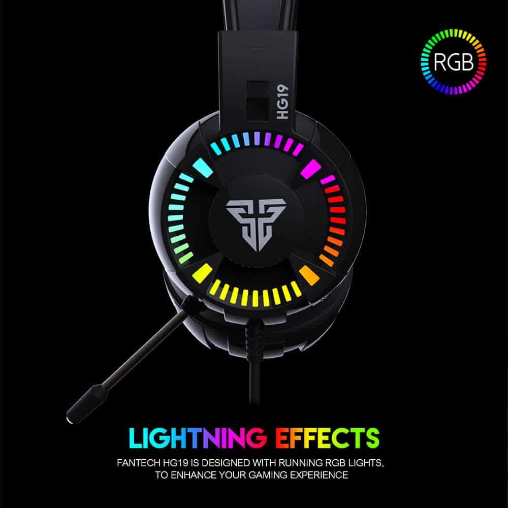 Игровая гарнитура Fantech Iris HG19