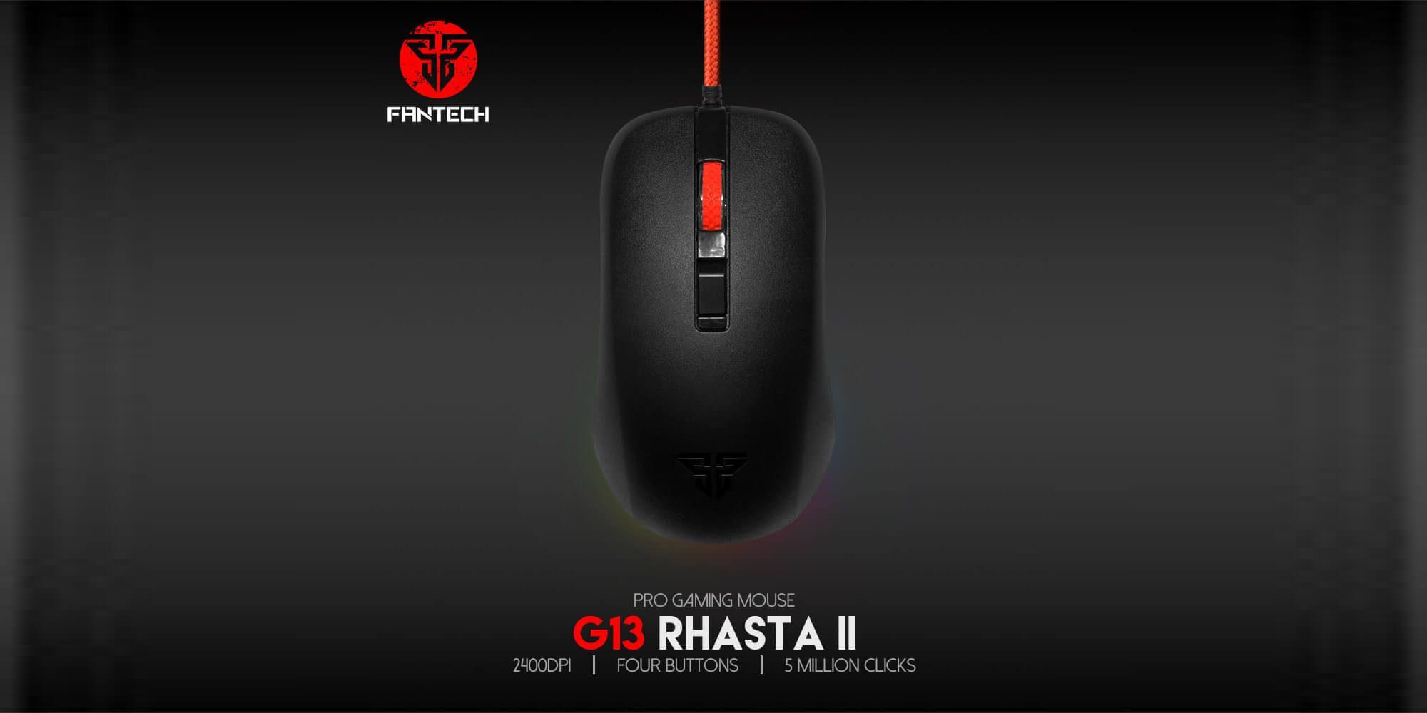 Игровая мышь Fantech Rhasta II G13