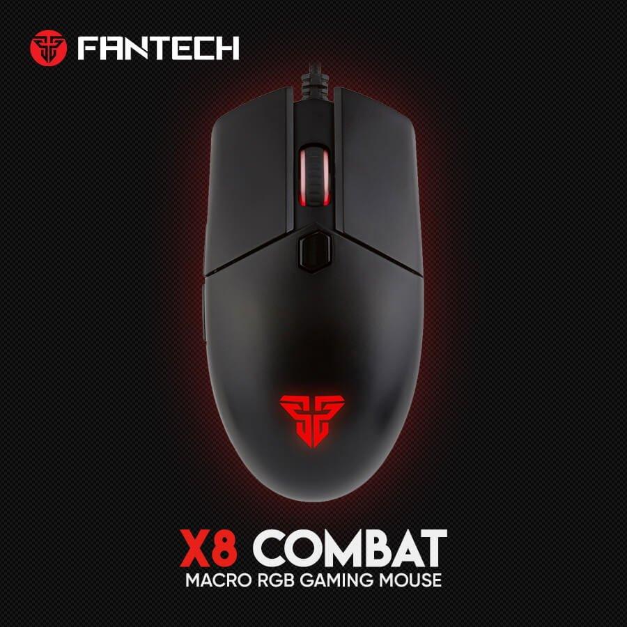 Игровая мышь Fantech Combat X8