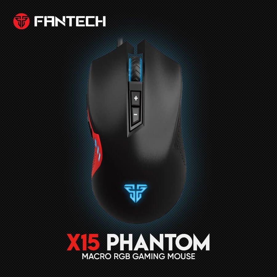 Игровая мышь Fantech Phantom X15