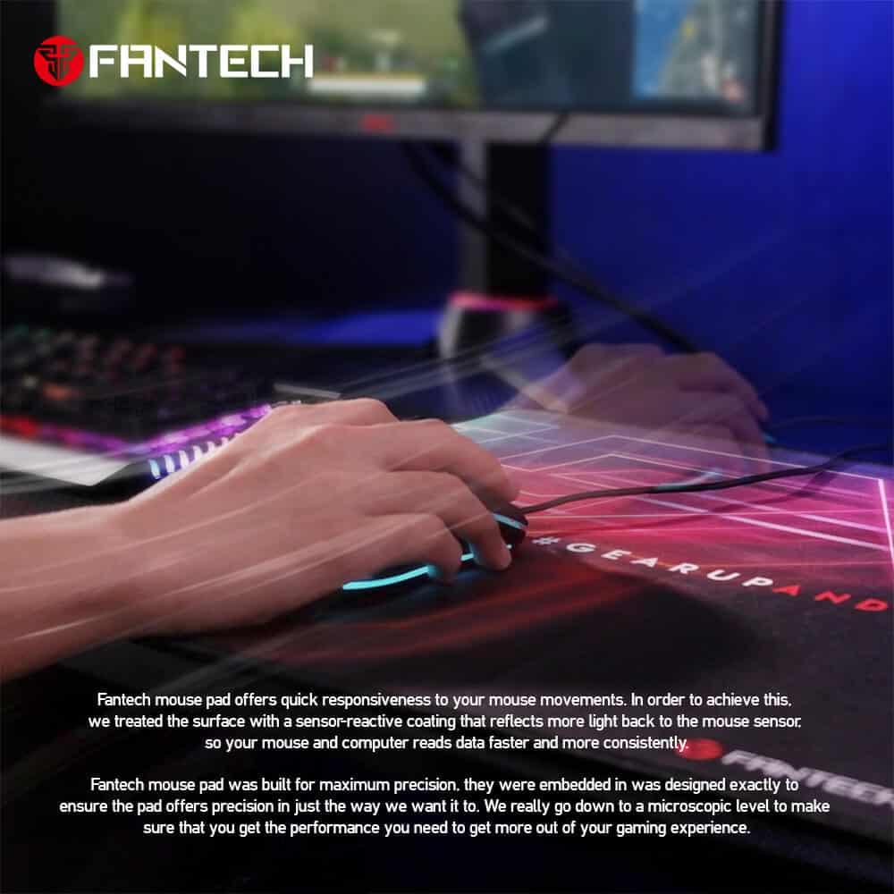 Игровая поверхность Fantech Vigil MP292