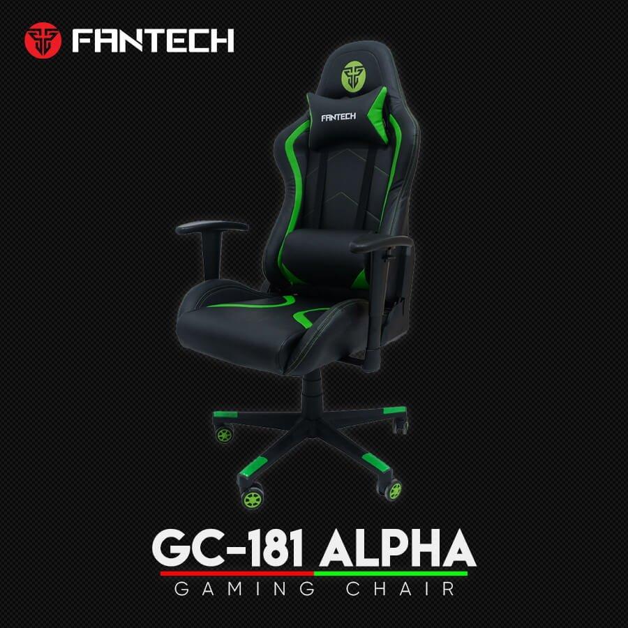 Игровое кресло Fantech Alpha GC 181