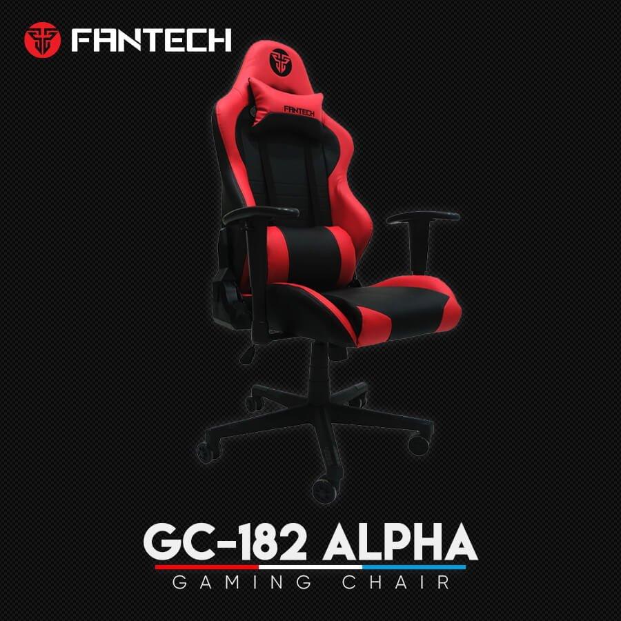 Игровое кресло Fantech Alpha GC 182
